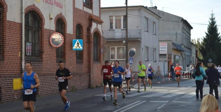 Półmaraton w Swarzędzu