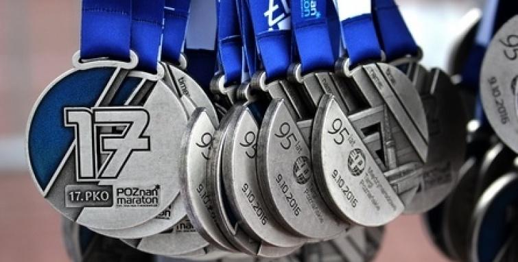 17. PKO Poznań Maraton z udziałem naszych biegaczy