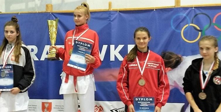Maria Stranc - dziewczyna na medal