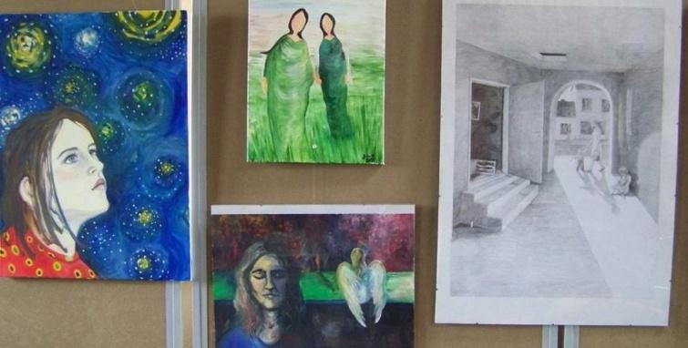 Miłosna wystawa w Chacie Młynarza