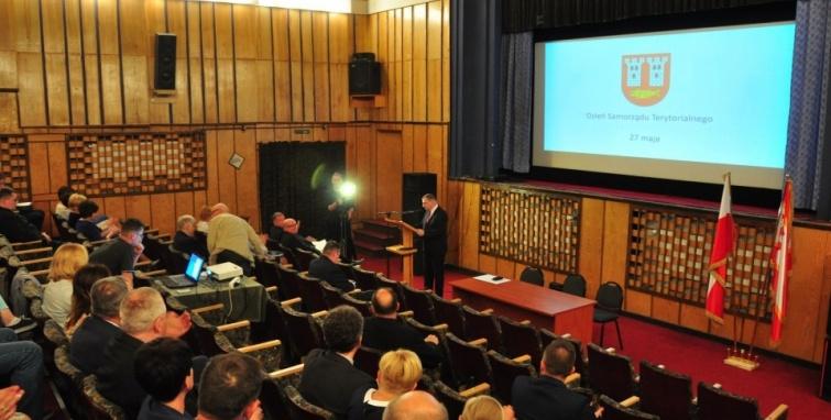 Kleczewscy radni przyjęli Kartę Samorządności