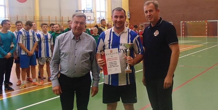 Turniej piłkarski drużyn OSP