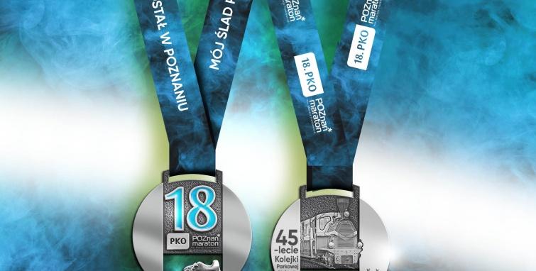 Święto biegania w Poznaniu z udziałem naszych maratończyków