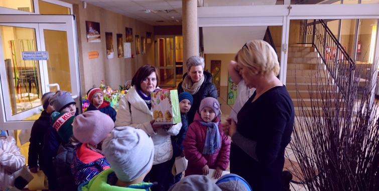 Przedszkolaki w Centrum Kultury