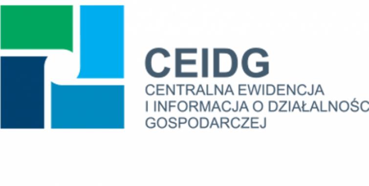 Komunikat dla przedsiębiorców wpisanych do CEIDG
