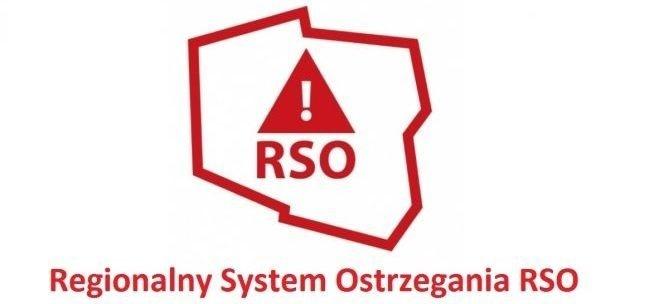 Nowa wersja Regionalnego Systemu Ostrzegania