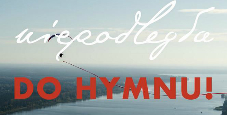 Kleczew do hymnu