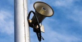 Alarm o zagrożeniu z powietrza