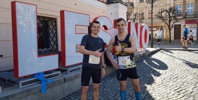 Nasi na półmaratonach