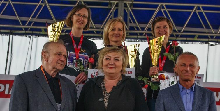 Zwycięski bieg i życiówki zawodniczek Sokoła Kleczew