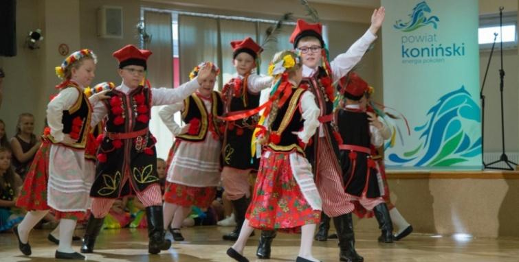 Kleczew powiatową stolicą tańca