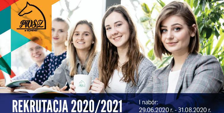 Oferta PWSZ w Koninie na rok 2020/2021