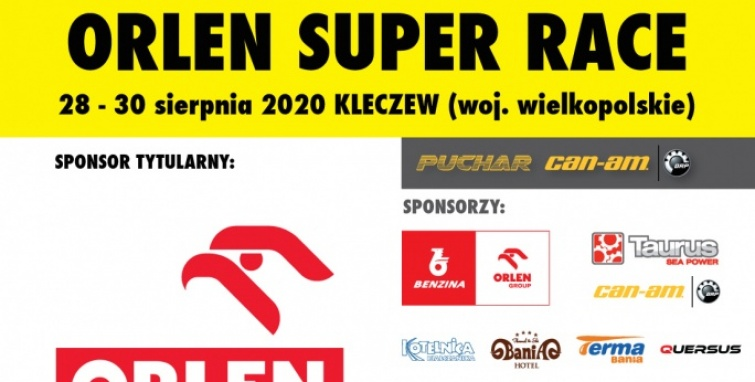 IV RUNDA ORLEN SUPER RACE w KLECZEWIE