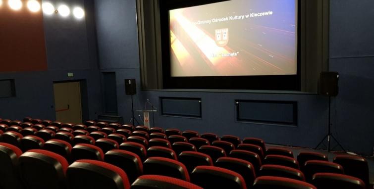 Kino zostało otwarte