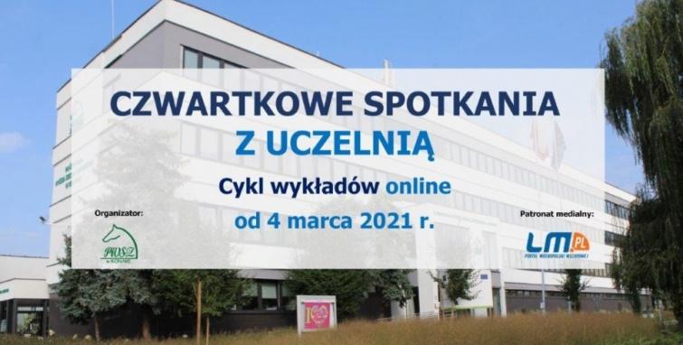 Czwartowe spotkania z PWSZ w Koninie
