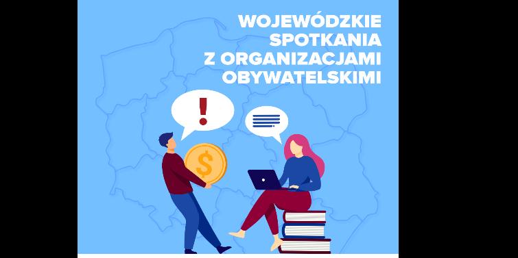 Spotkanie otwarte z NGO - woj. wielkopolskie