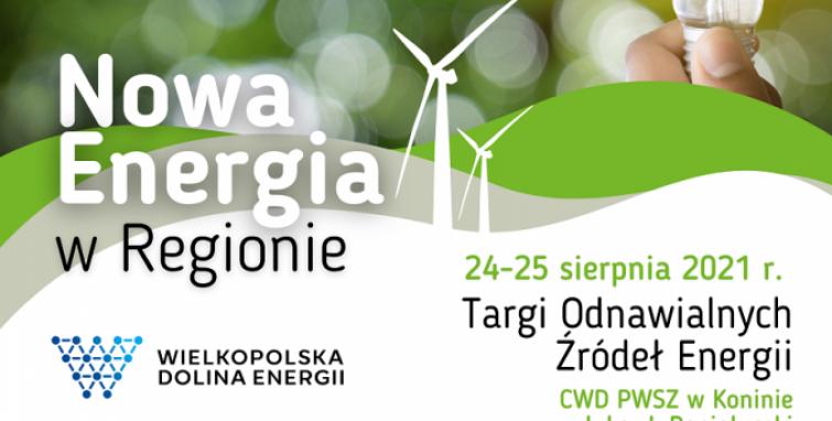 Nabór wystawców na Targi Odnawialnych Źródeł Energii w Koninie