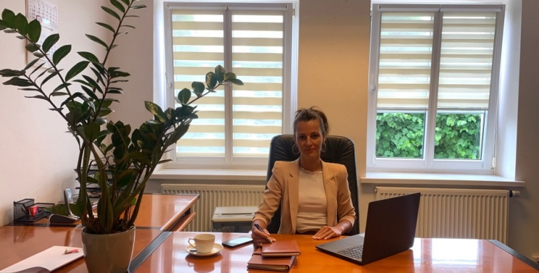 Anna Skórzewska zastępcą burmistrza