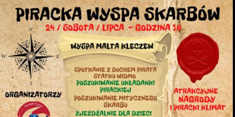 Piracka wyspa i DJ Przemo już w sobotę!
