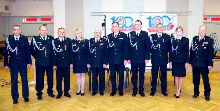Nowe władze OSP w gminie