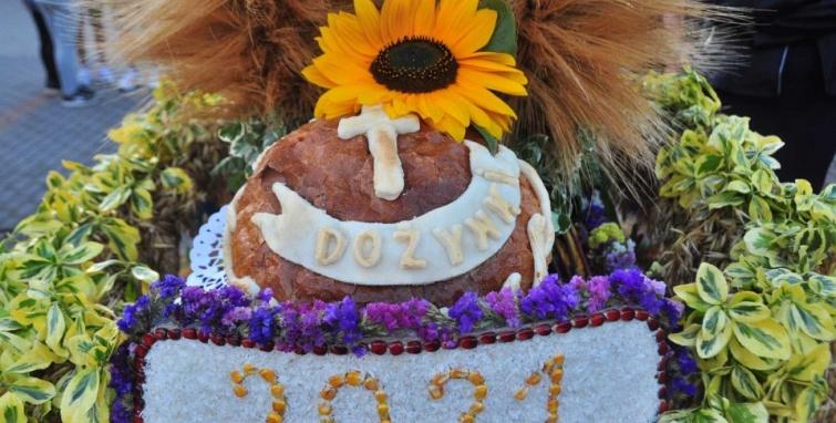 Dożynki gminno-parafialne w Budzisławiu Kościelnym