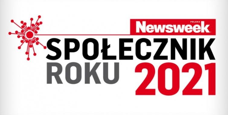"""Konkurs """"Społecznik Roku"""" tygodnika """"Newsweek Polska"""""""